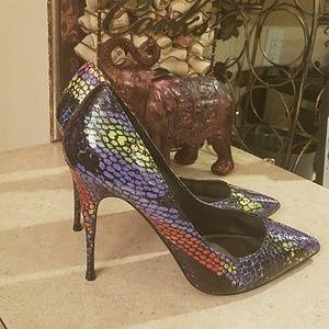 Lust for Life Elektrik heels size 8